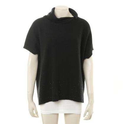 Fabiana Filippi Cashmere sweater in black
