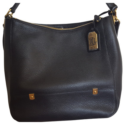 Ralph Lauren Black handbag