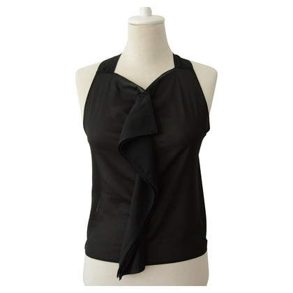 Jil Sander top with open back