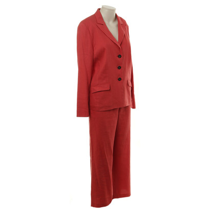Iris von Arnim Pants suit in red