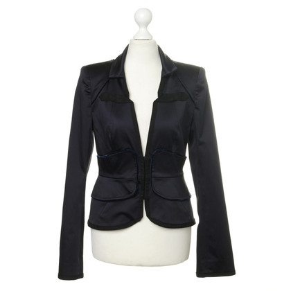 Zac Posen Blazer with velvet elements