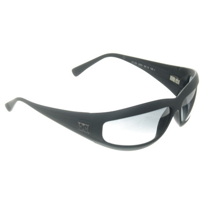 Escada Matt-zwart zonnebrillen