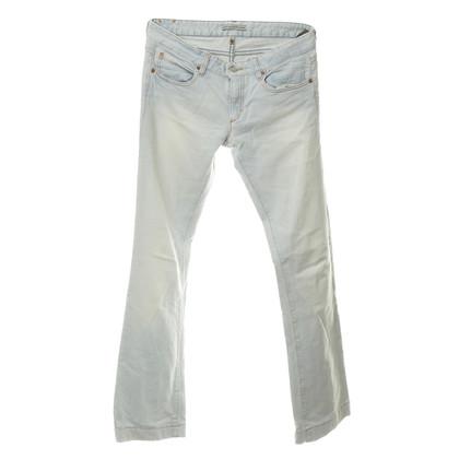 Drykorn Uitgegeven jeans lichtblauw