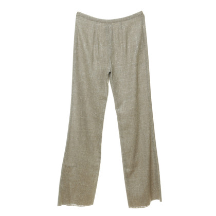 Valentino Pants in linen finish