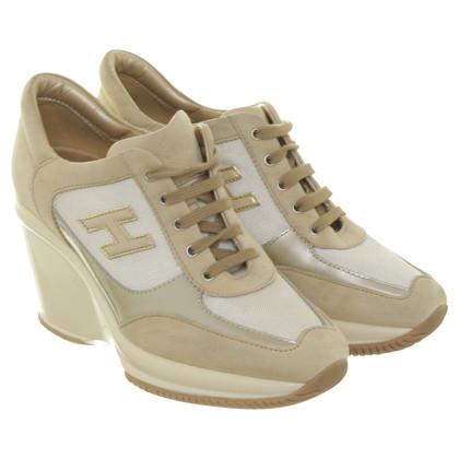 Hogan Sneaker-Wedges