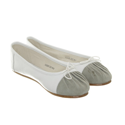 Repetto Top suede ballerinas