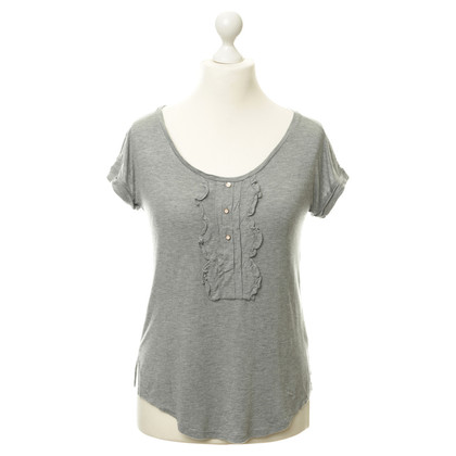 Sandro Shirt with front ornament