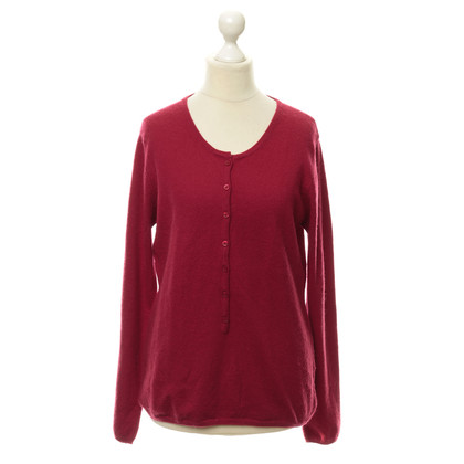 FTC Cashmere jacket in red