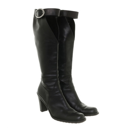 Hugo Boss Boots with cut out
