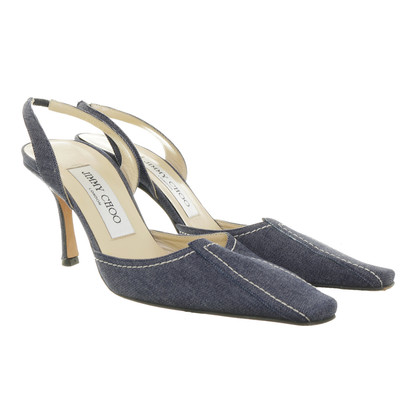Jimmy Choo Slingback pumps from jeans