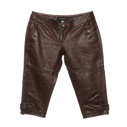 Patrizia Pepe 3/4-length leather pants