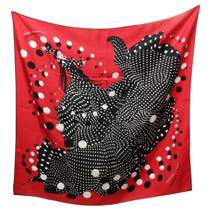 """Hermès Carré """"Hola Flamenca"""""""