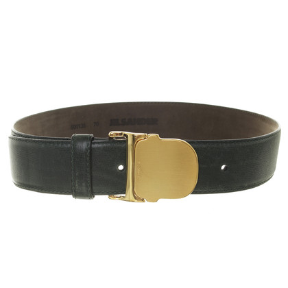 Jil Sander Green belt