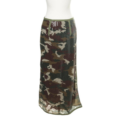 Moschino Cheap and Chic skirt with sequins