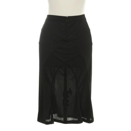 D&G skirt in black