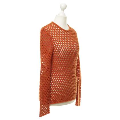 Valentino Sweater with net optics