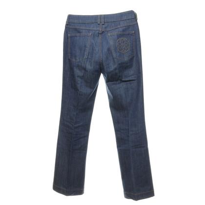 Rena Lange Jeans con pieghe