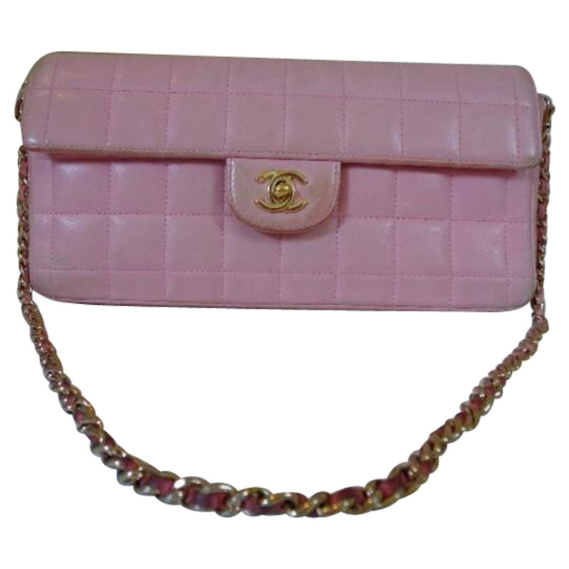 chanel tasche rosa second hand chanel tasche rosa. Black Bedroom Furniture Sets. Home Design Ideas