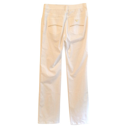 Armani Jeans Jeans in bianco