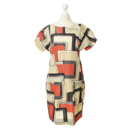 Marni Seventies pattern dress