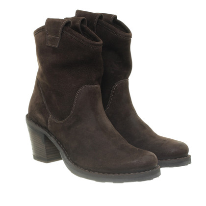 Fiorentini & Baker Ankle boots suede