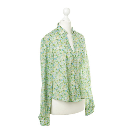 Coast Weber Ahaus Blouse with a floral pattern