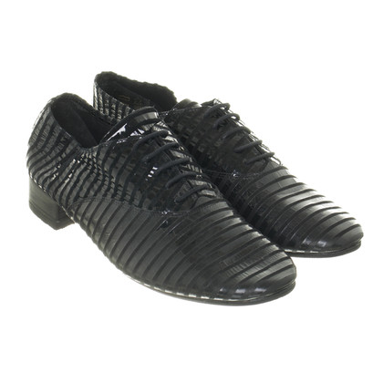 Repetto Black Lace-up shoes