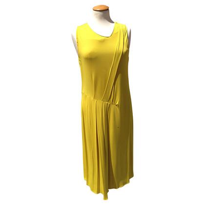 Akris Kleid in Gelb