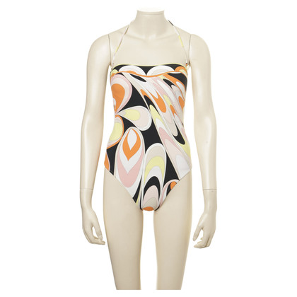 Emilio Pucci Patterned swimsuit