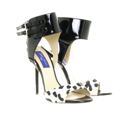 Jimmy Choo for H&M Sandalen met enkel riemen