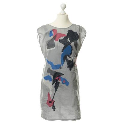 Marc by Marc Jacobs Katoenen jurk met bloemmotieven