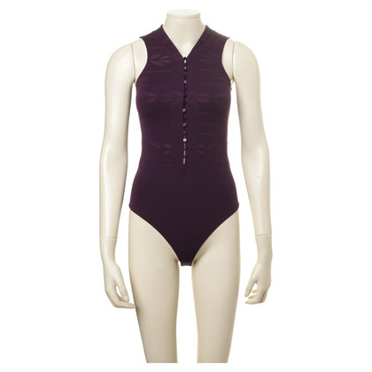 Wolford Body with button detail