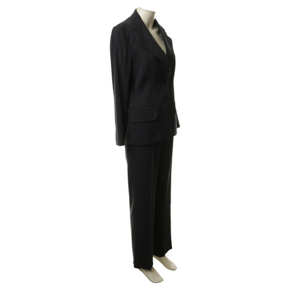Dolce & Gabbana Trouser suit with pinstripes