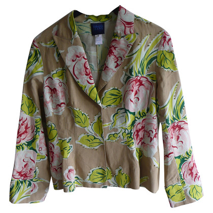 Kenzo jacket with floral pattern