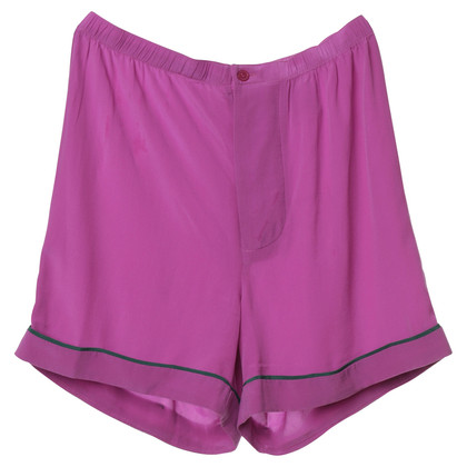 Marni for H&M Silk shorts in pink