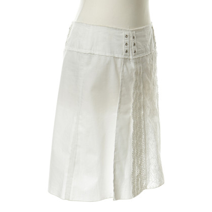 Philosophy di Alberta Ferretti skirt hole tip