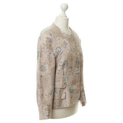 JOOP! Jacket with a floral pattern