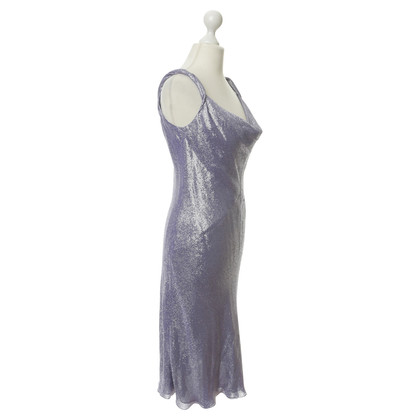 Rena Lange Kleid mit Silberfäden