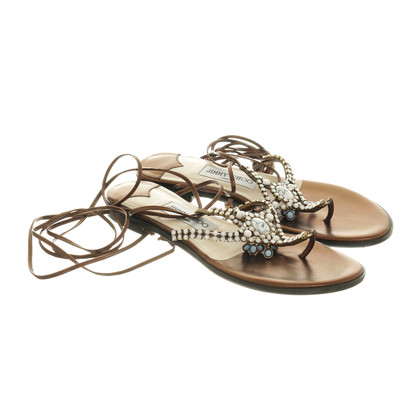 Jimmy Choo Sandals met veter