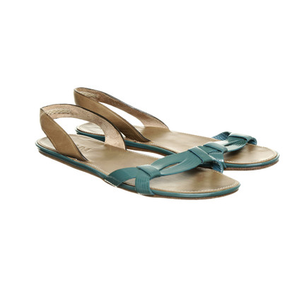 Prada Two-coloured sandals
