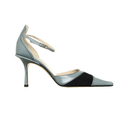 Jimmy Choo pumps with cord usage
