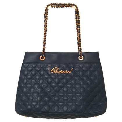 Chopard Shopper in Dunkelblau