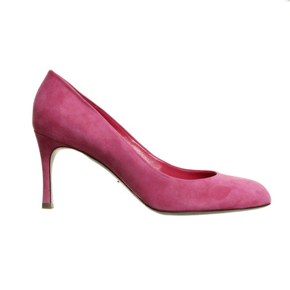 Sergio Rossi pumps in pink