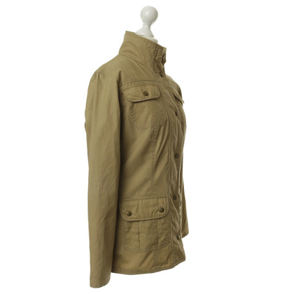 Barbour Beige jas