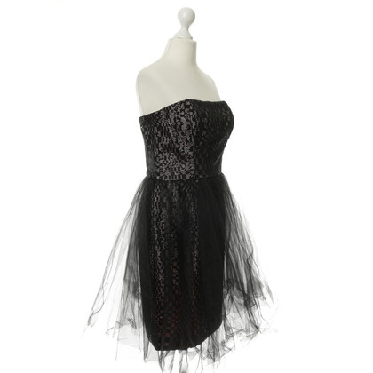 Vera Wang Corpetti Abito con gonna in tulle