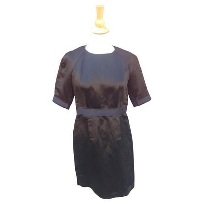 Proenza Schouler Dress of proportion of silk