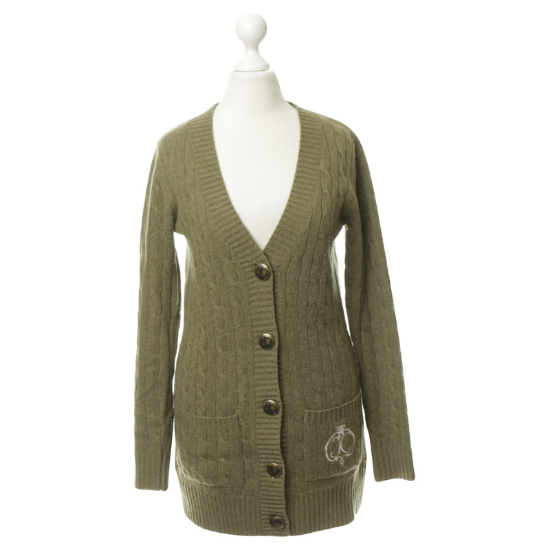 Juicy Couture Cardigan with cable patterns