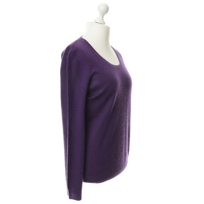 Closed Maglione di cashmere in viola
