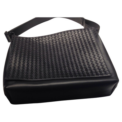 Bottega Veneta Shoulder bag with braided leather