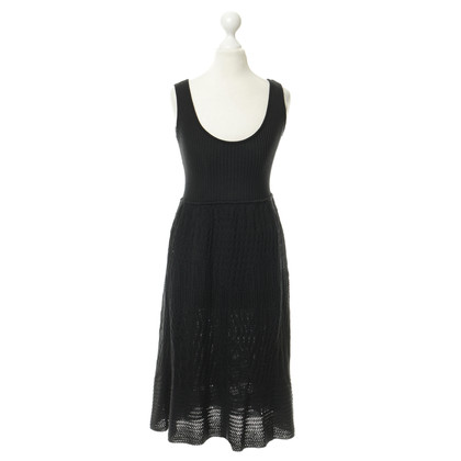 Catherine Malandrino Crochet dress in black
